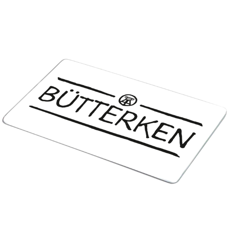 """Frühstücksbrettchen """"Bütterken"""""""