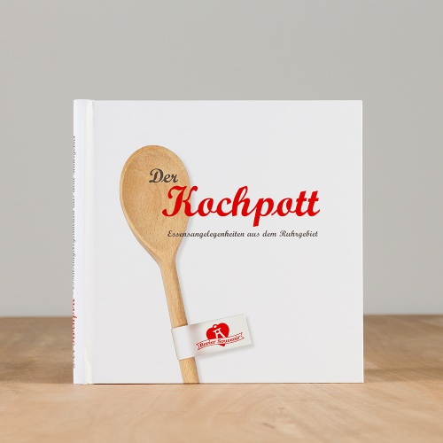 """Kochbuch """"Der Kochpott"""""""